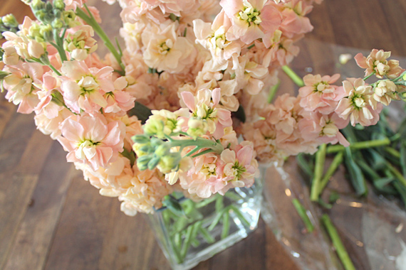 bouquet done