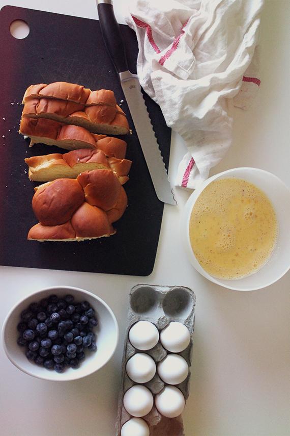 challah french toast stuff