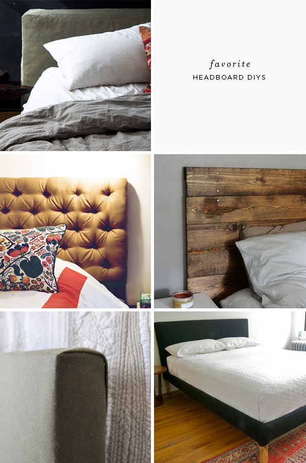 Diy Headboard Roundup Almost Makes Perfect