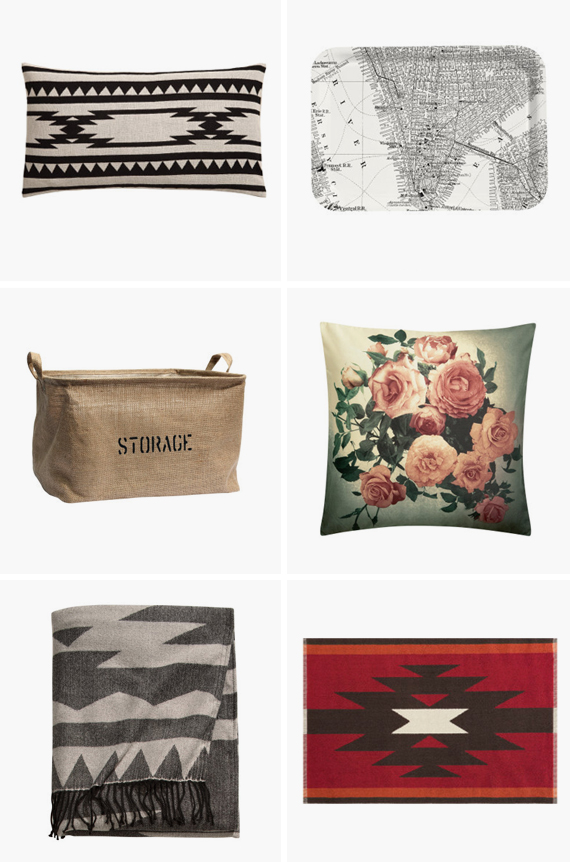 h&m home online