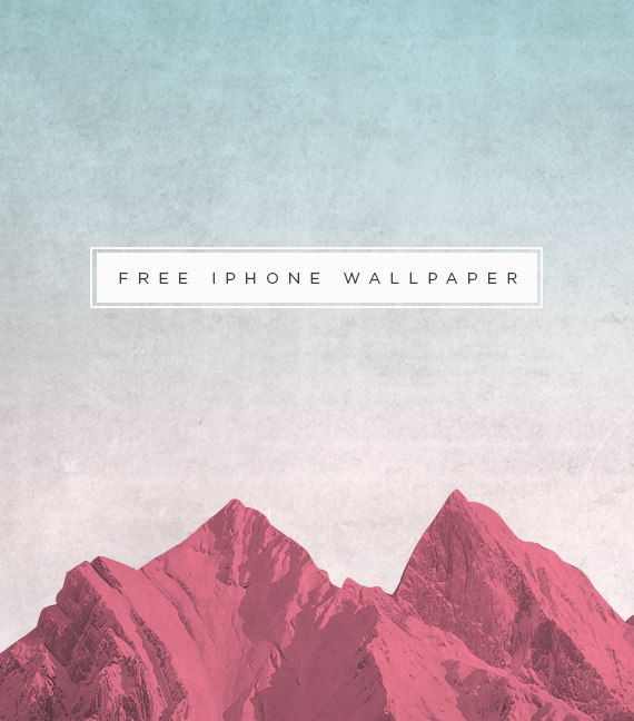 free iphone wallpaper - almost makes perfect