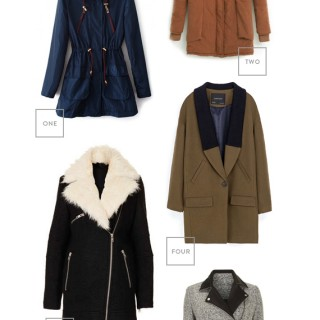 winter coats -- almost makes perfect