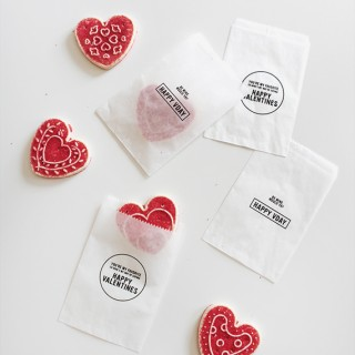 free printable valentines day treat bags