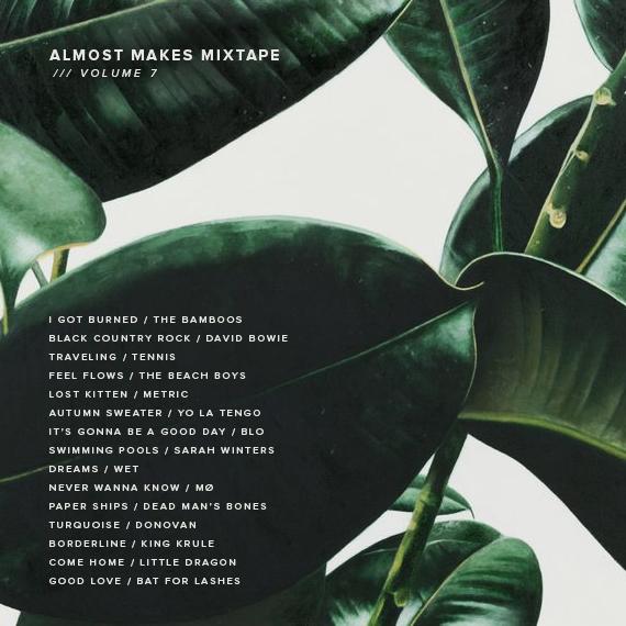 almost makes mixtape // vol 7