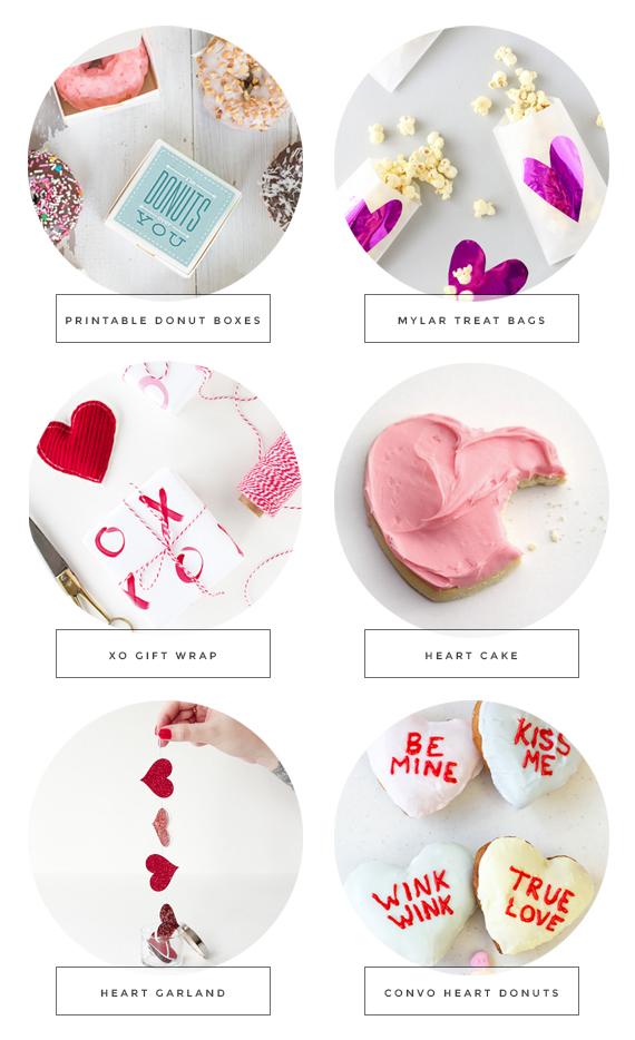 favorite valentines diys