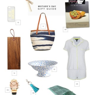 mothers day gift guide | almost makes perfect