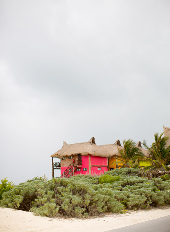 tulum | a house in the hills