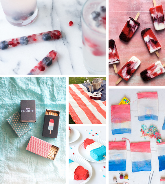july 4th diys to do  | almost makes perfect