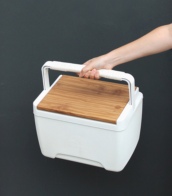 diy modern and very cool cooler