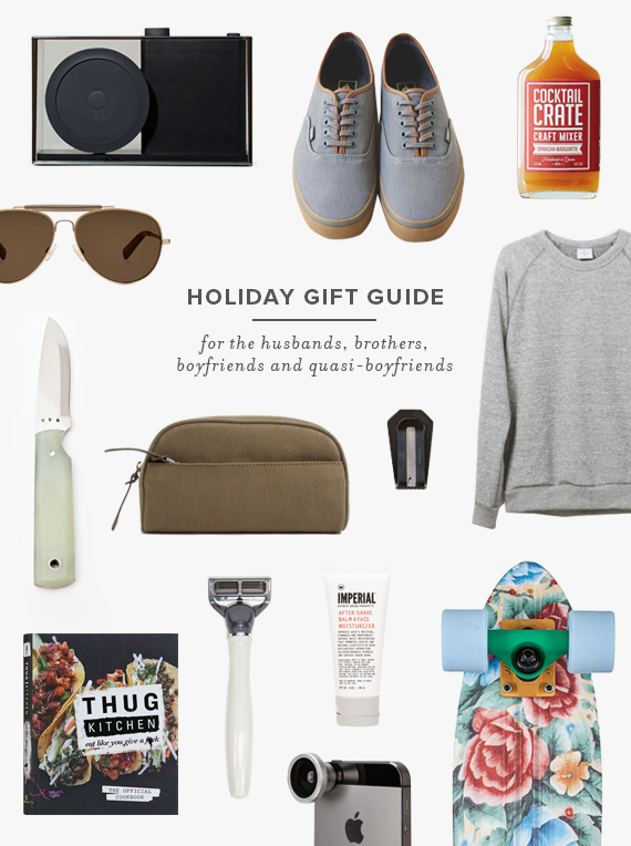 holiday gift guide for boys | almost makes perfect