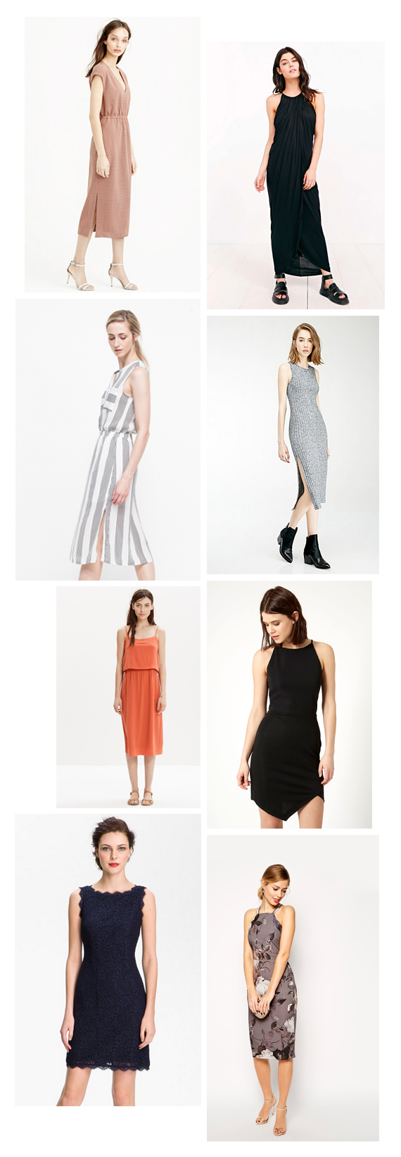 wedding guest dresses | almost makes perfect