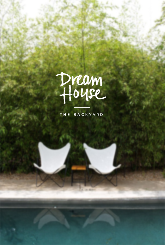 dream house : the backyard - almost makes perfect on Dream House Backyard id=53981