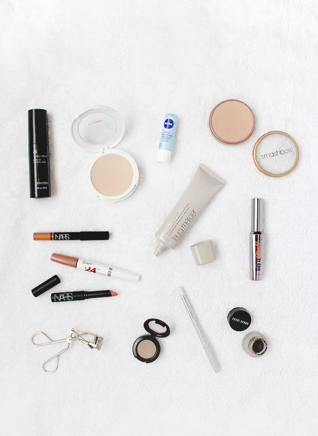 My Favorite Daily Makeup Essentials