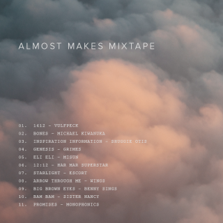 almost makes mixtape | vol 19