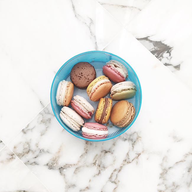 macarons   almost makes perfect