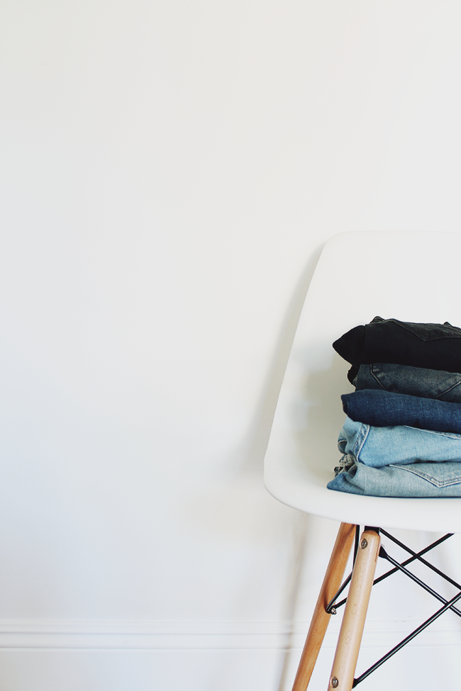 almost empty closet. How To Purge Your Closet   Almost Makes Perfect Empty