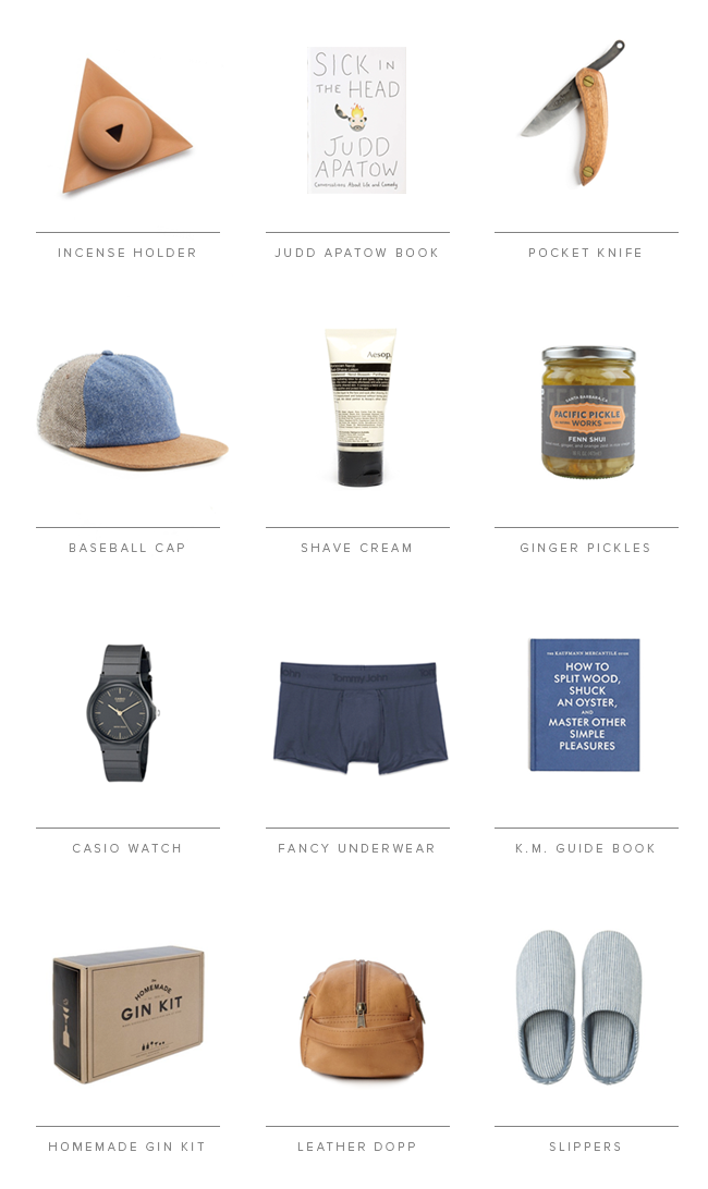 valentines day gift guide for him | almost makes perfect