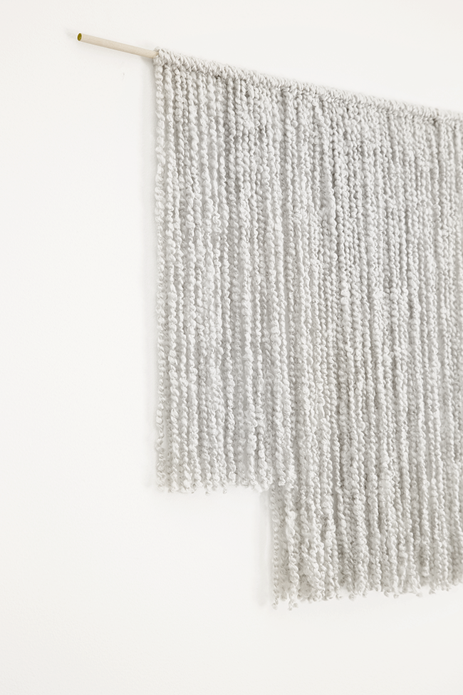 DIY woven wall hanging   almost makes perfect