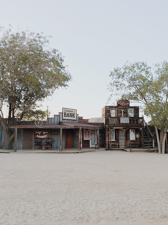 pioneertown | joshua tree