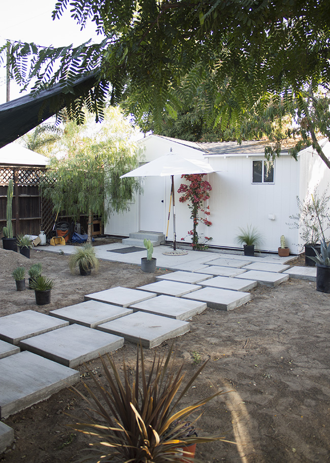 our backyard updates | almost makes perfect