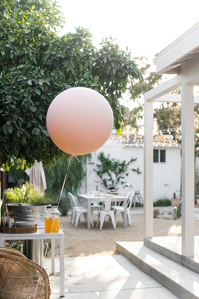 our housewarming party | almost makes perfect
