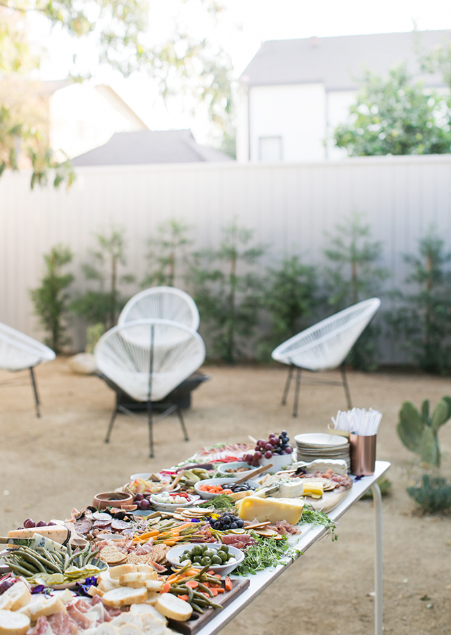 how to setup an epic charcuterie table   almost makes perfect