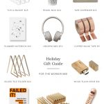 holiday gift guide : for the worker bee