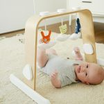 diy ikea hack baby play gym