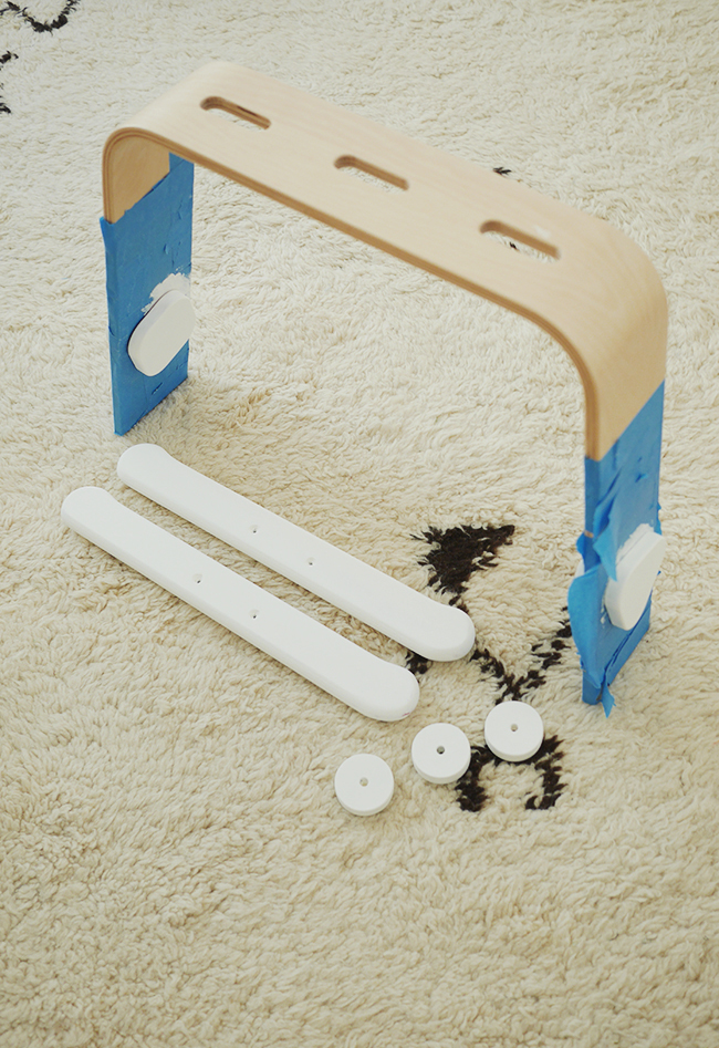 diy ikea hack baby play gym - almost makes perfect