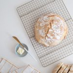 the easiest crusty bread ever