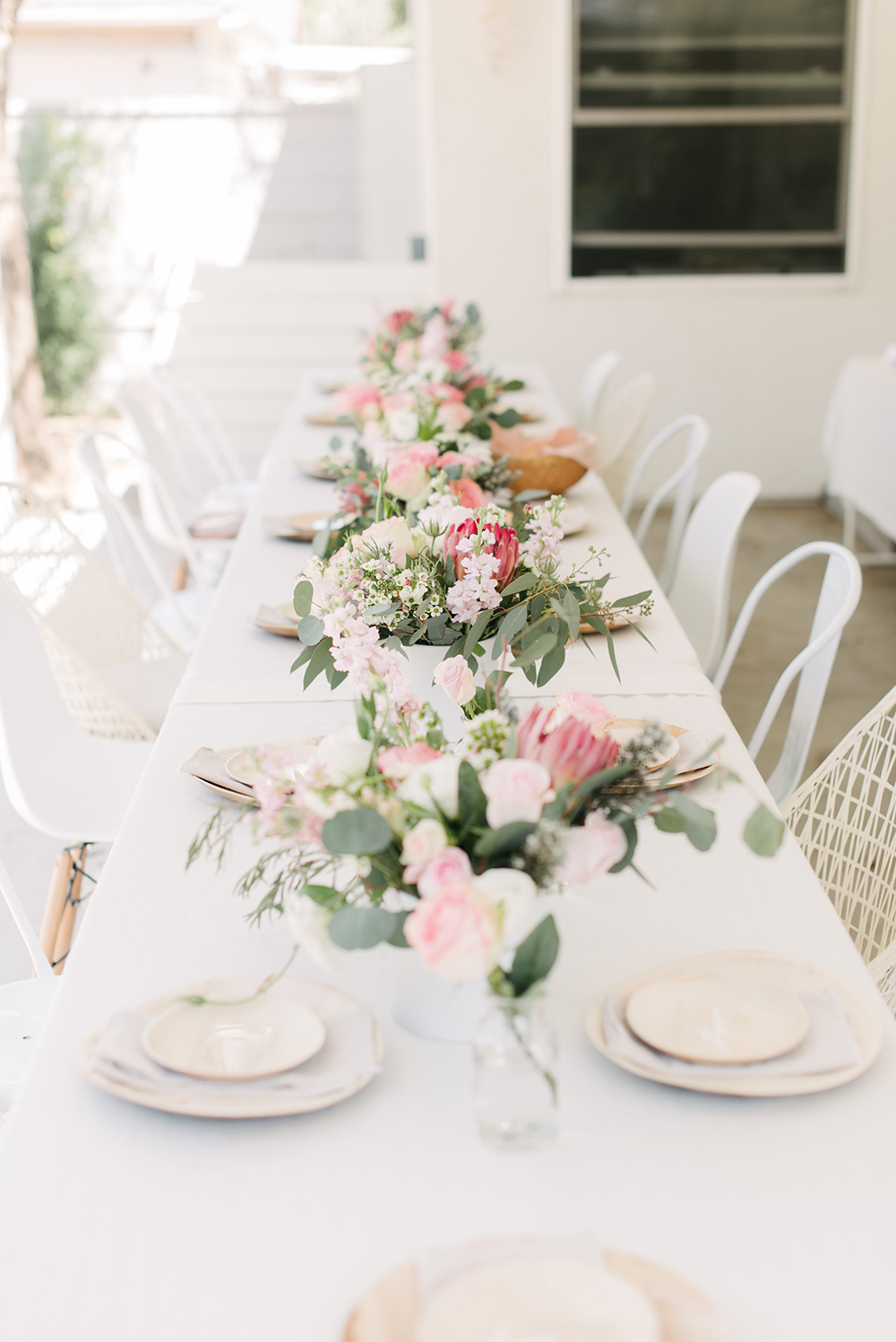 f8c9a1d6888 blush floral bridal shower - almost makes perfect