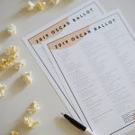printable 2019 oscar ballots