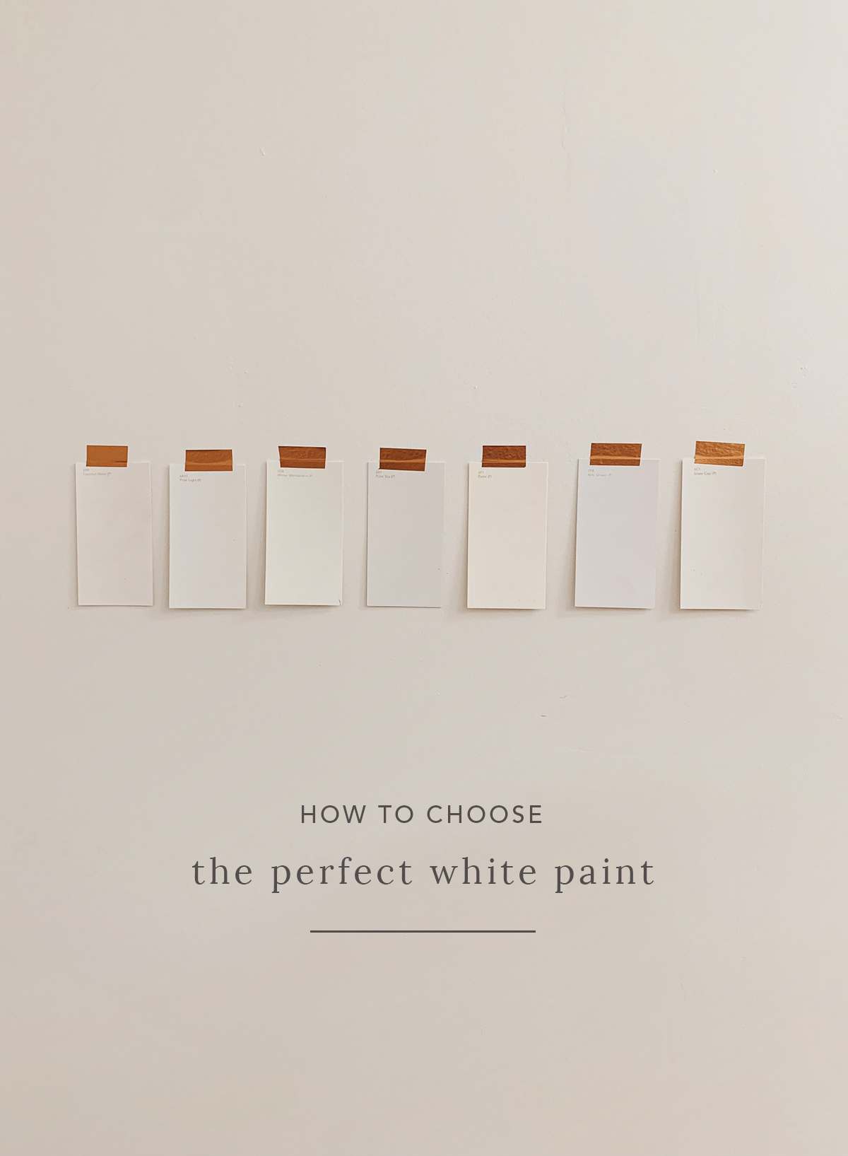 Choose Art Paint Colors