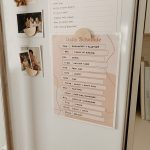 printable daily schedule for staying at home with kids