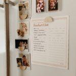 printable social distancing bucket list