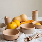 pretty everything : stylish dinnerware for kids