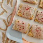 easy homemade strawberry pop-tarts