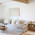 home tour : savannah jayde's cozy neutral cocoon
