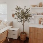 how to make a faux olive tree look better