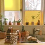home tour : ashley hosmers cheerful (and fragrant) abode