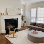 house tour : nicoles traditional turned modern home